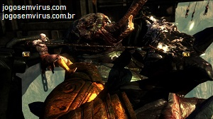Baixar God of War Ascension PS3 Em Português Dublado Torrent