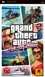 GTA Vice City Stories PPSSPP ISO