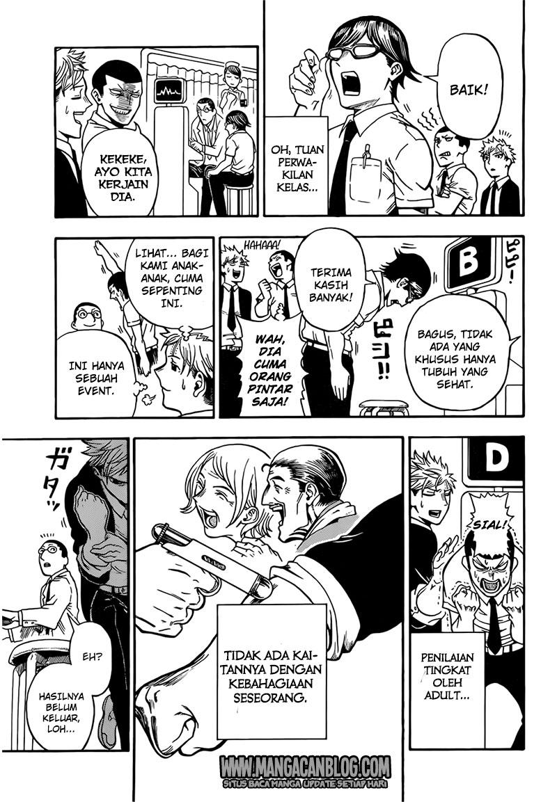 Dilarang COPAS - situs resmi www.mangacanblog.com - Komik u19 001 - kudou eiji dan orang terhormat 2 Indonesia u19 001 - kudou eiji dan orang terhormat Terbaru 44|Baca Manga Komik Indonesia|Mangacan