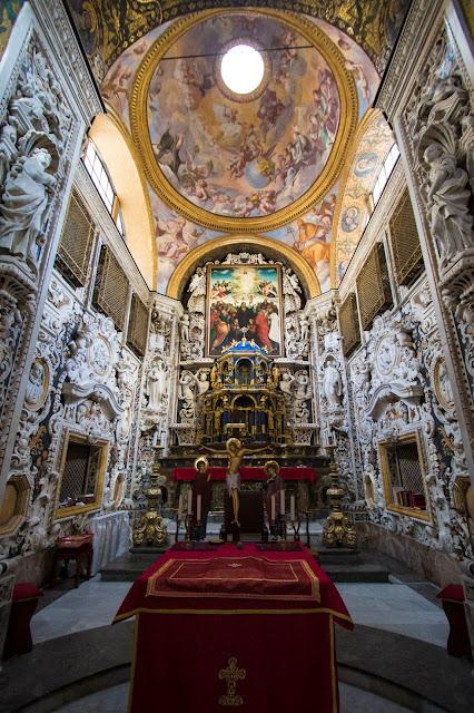 Chiesa di Santa Maria dell'Ammiraglio (La Martorana)-Palermo
