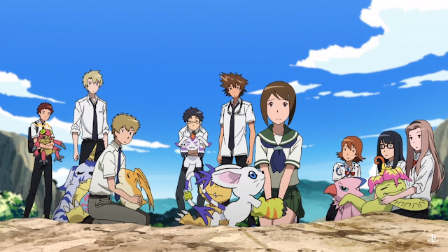 Digimon Adventure tri (26/26) (190MB) (HDL) (Latino) (Mega)