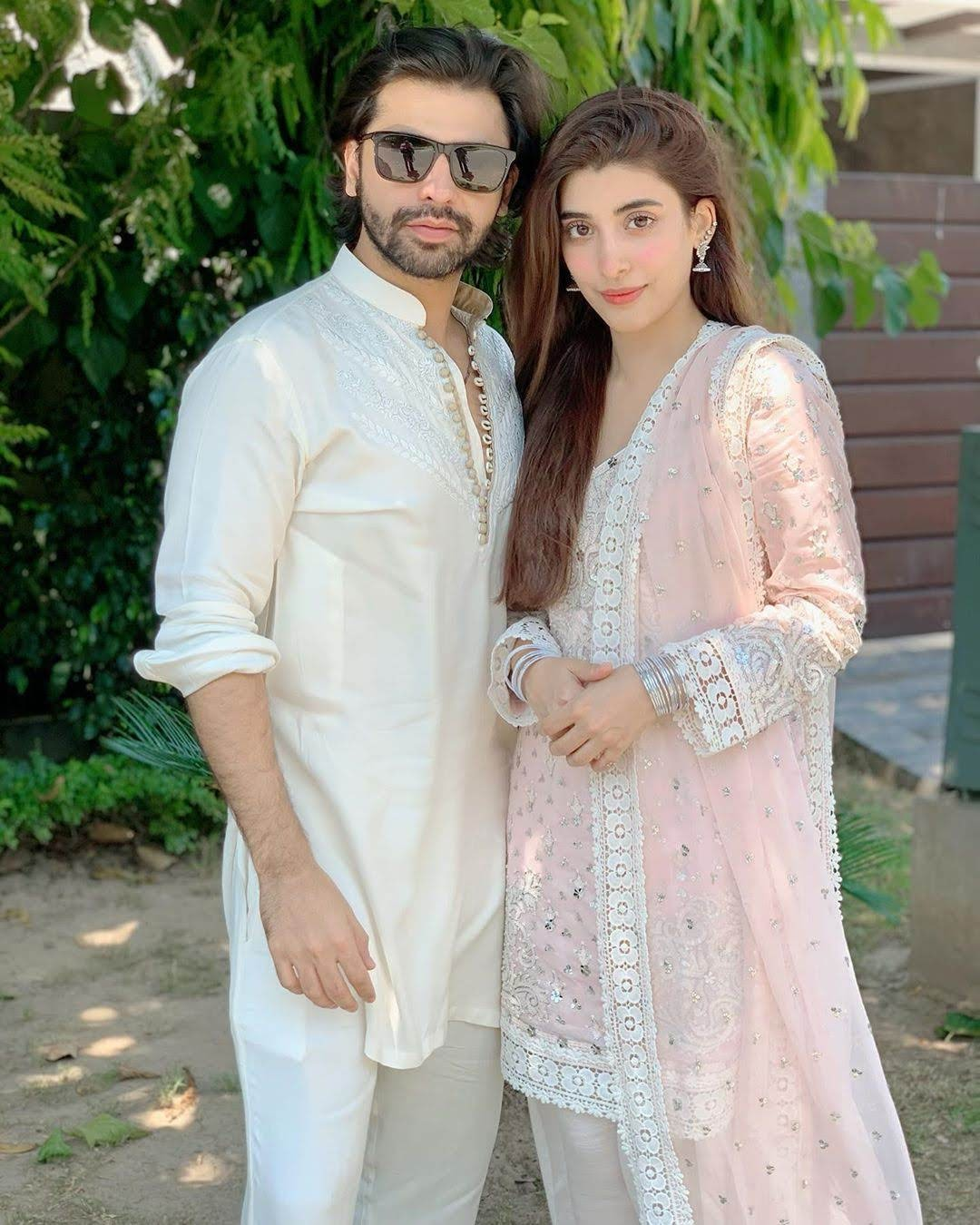 Stunning Clicks of Pakistani Celebrities on 2nd Day of Eid ul Fitr