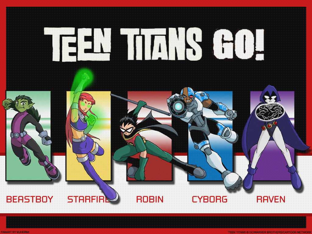 Teen Titans Coming Back