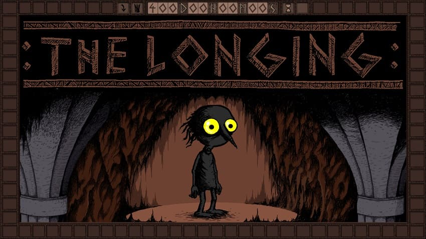 Обзор игры The Longing - приключения продолжительностью в 400 дней