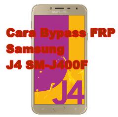 Bypass FRP Samsung J4 SM-J400F