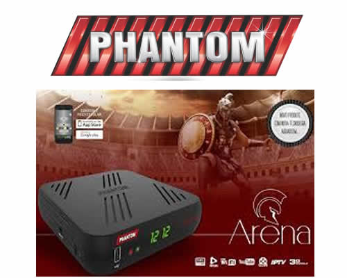 PHANTOM ARENA HD v1.11 – Nueva Actualización