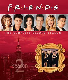 Friends Temporada 2 1080p Dual  Latino/Ingles
