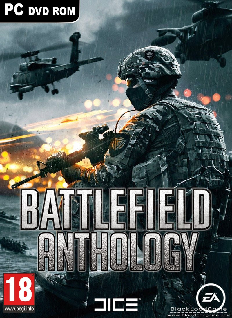 Battlefield Anthology (2002-2015)