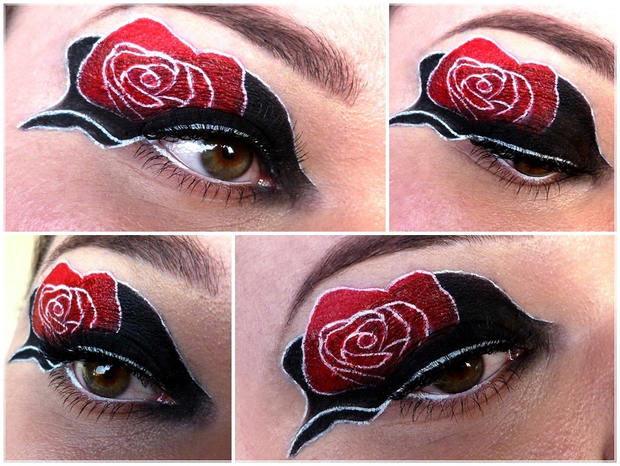 Sailor Moon Blogparaden Make Up