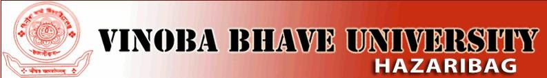 2018 Results Vinoba Bhave University