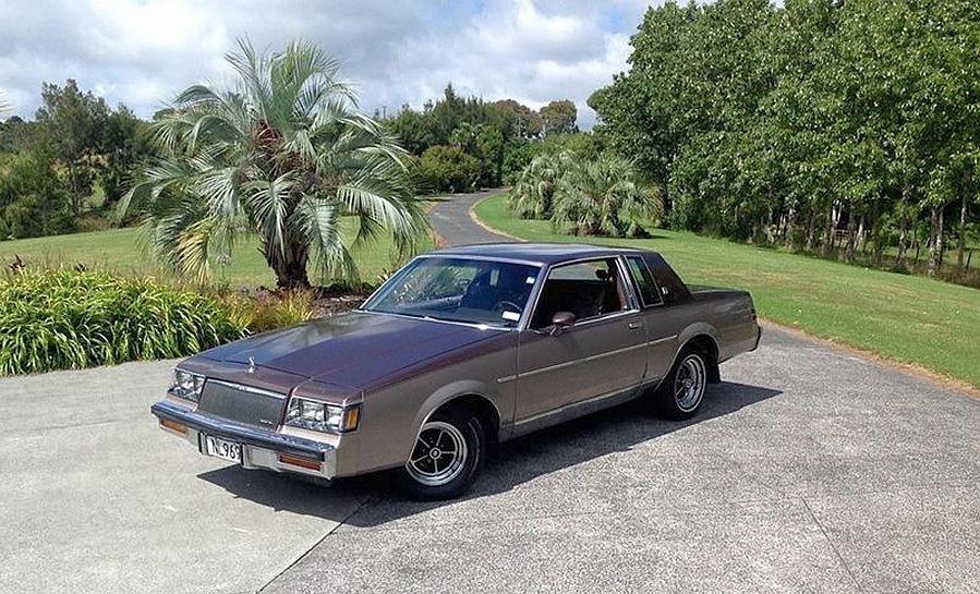 transpress nz: 1984 Buick Regal