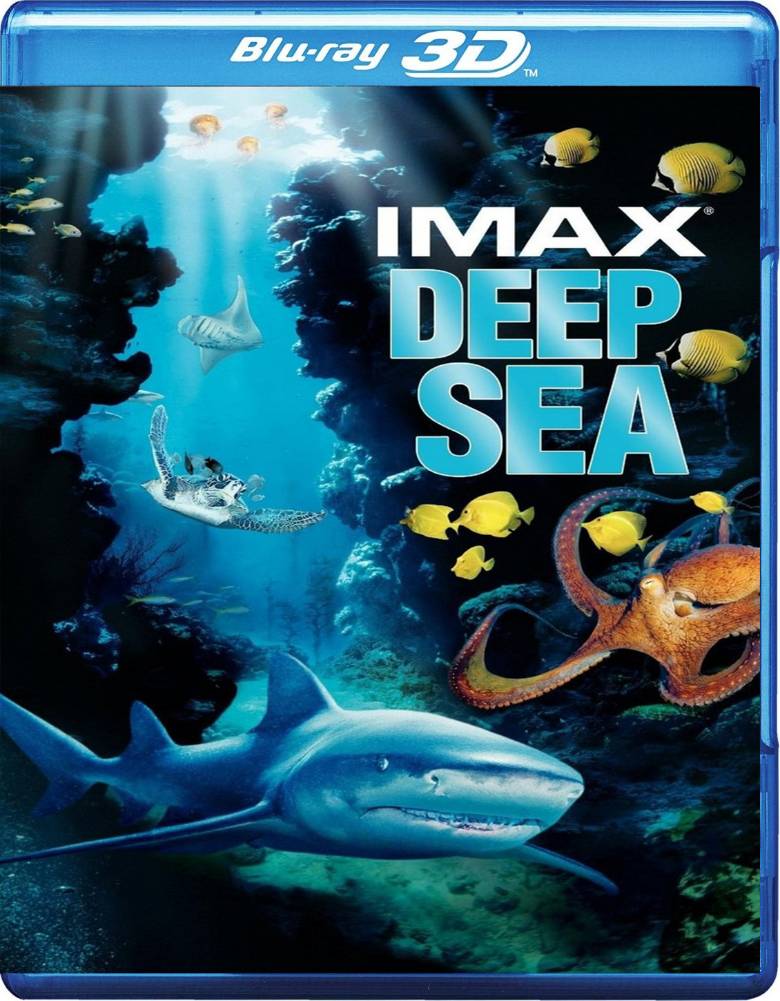 Deep Sea [2006] [BD25] [Latino – Castellano] [3D]