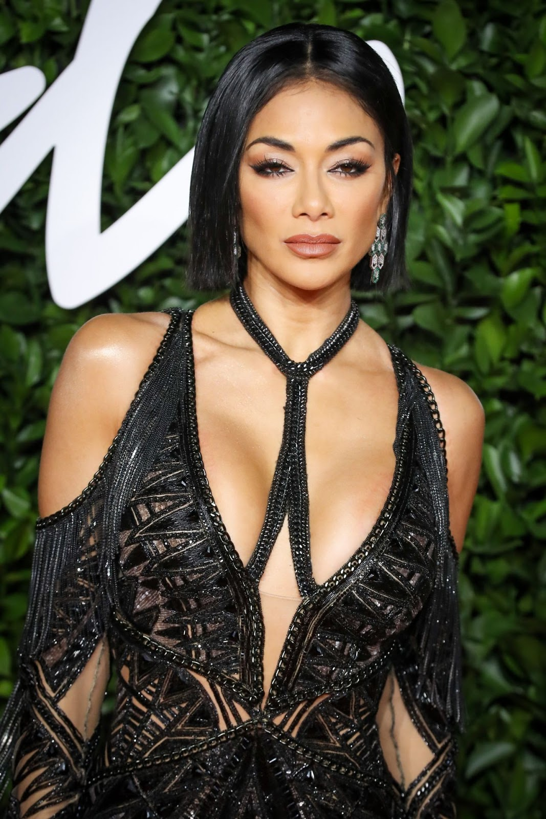 Nicole Scherzinger – Fashion Awards 2019 Red Carpet in London