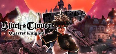 Black Clover Quartet Knights CODEX