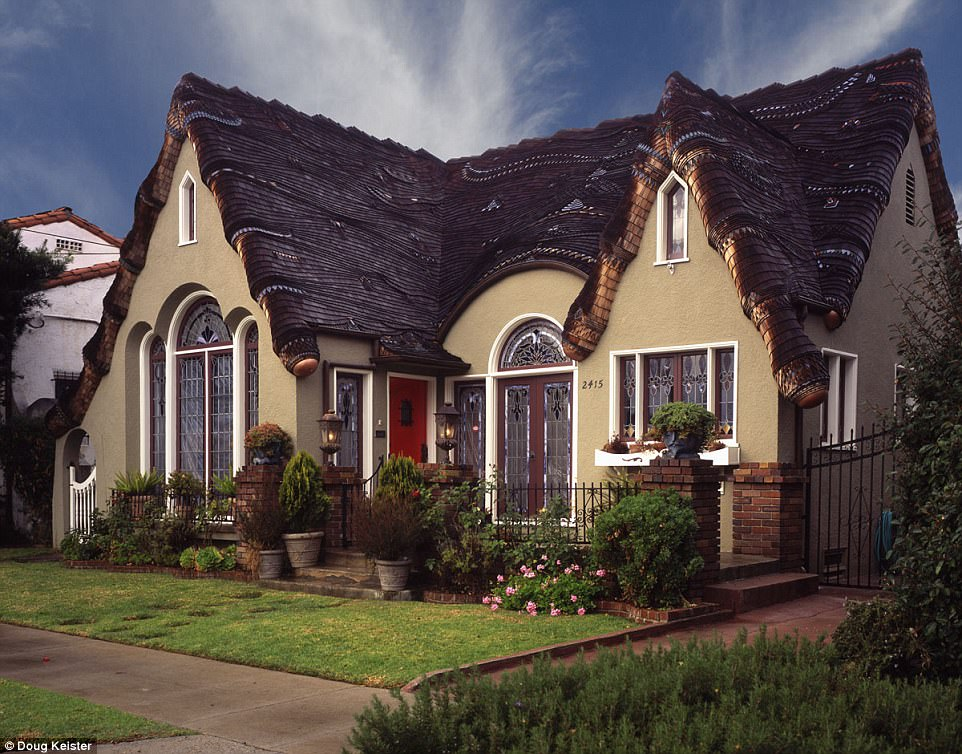Storybook Houses of California