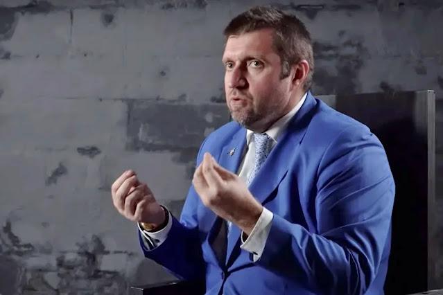 Как «выдавить» из россиянина раба – мнение предпринимателя Д. Потапенко
