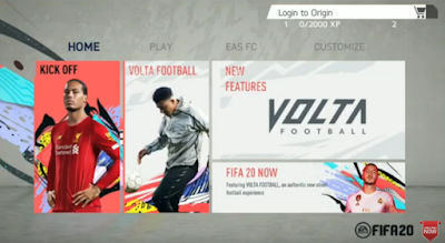 FIFA 20 Android Offline New Update Full Kits 2021