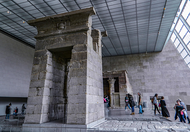 Nova York, Templo de Dendur, Metropolitan Museum