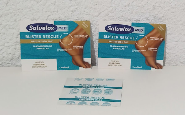 Blister Rescue Salvelox
