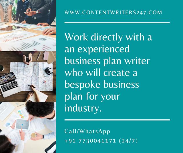 Business Plan Design Services