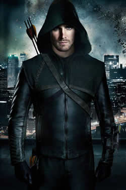 Capa de Arrow