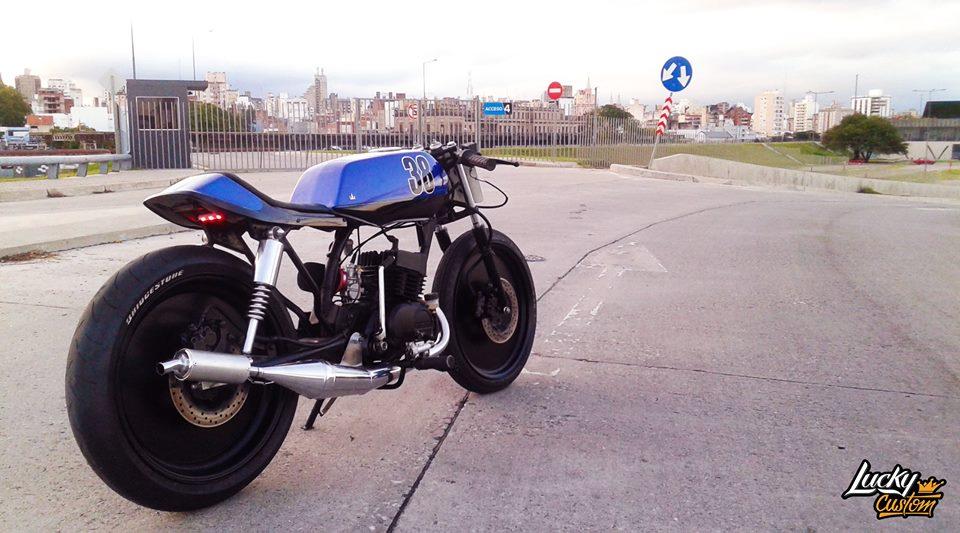 Suzuki Ax100 Tunning – Fondos de Pantalla