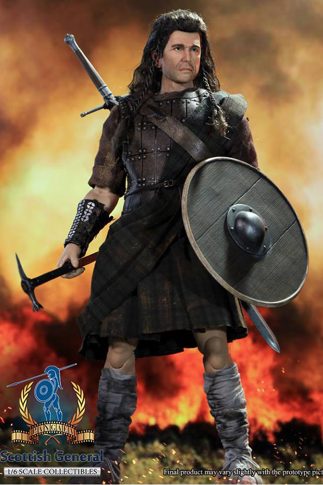 William Wallace Wig 87