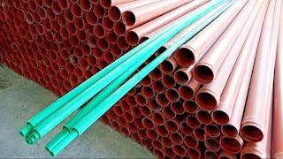 5 Jenis Pipa Air Bersih Berkualitas Cocok Untuk Instalasi Plumbing Rumah dan Gedung