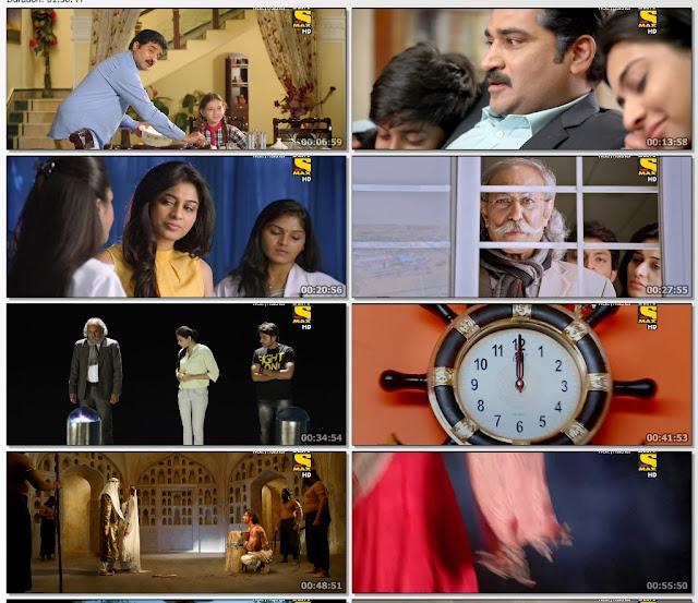 Srivalli 2017 Hindi Dubbed 720p WEBRip
