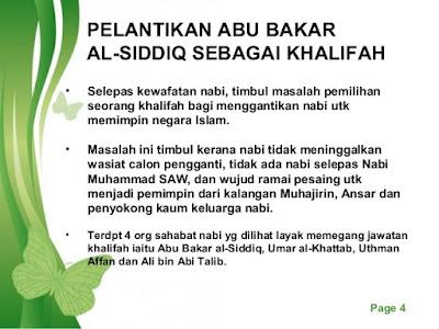 Kalau Abu Bakar Dan Umar Kafir...........................