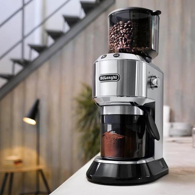 Delonghi Coffee Grinder KG 40 Review