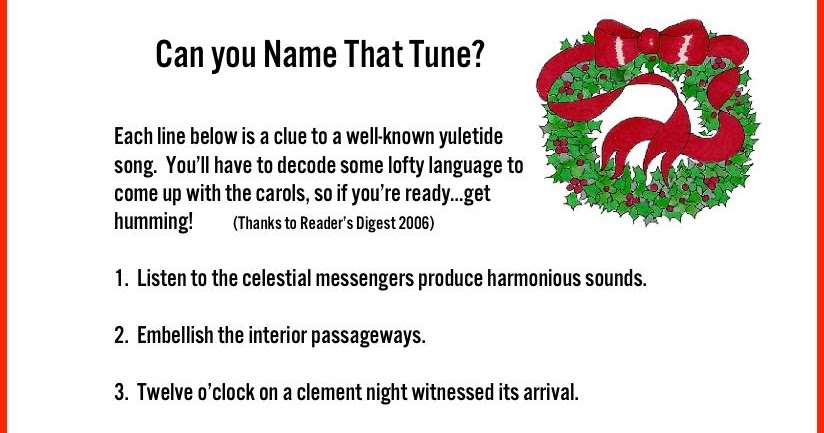 Name That Tune: Akela's Council Cub Scout Leader Training: Can You Name