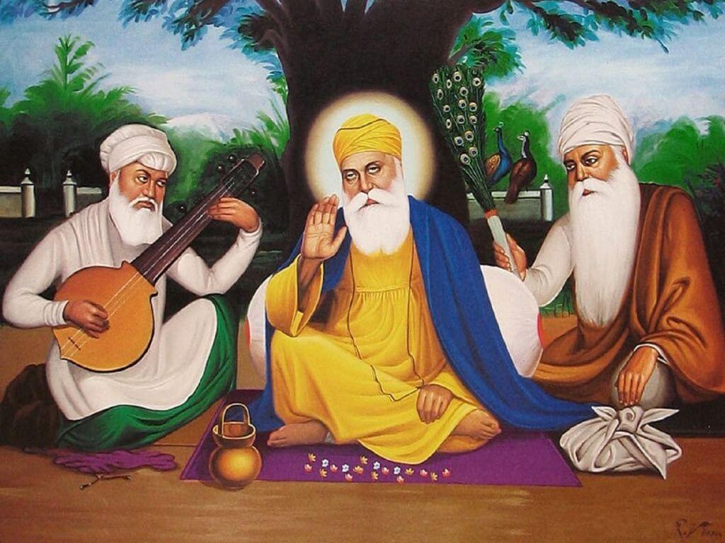 Pengasas agama Sikh