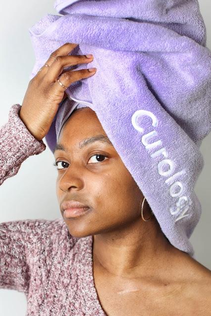 Natural Hair Product Layering