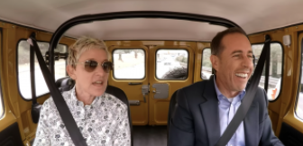 Seinfeld & Galifianakis Agree on 'Comedians in Cars Getting Coffee:' 'Nothing Liberal About Shutting Someone Up' (SHORT VIDEO)