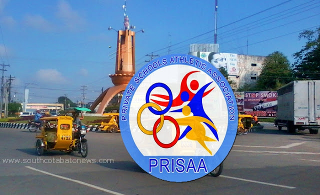 Koronadal City to host National PRISAA Meet 2016 this April