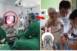 Perut Bayi Ini Penuh dengan Nanah, Ternyata karena Kebiasaan Buruk Sang Ibu!