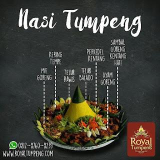 Cepat dan Simple! Berikut Cara Pesan Nasi Tumpeng Jakarta Utara