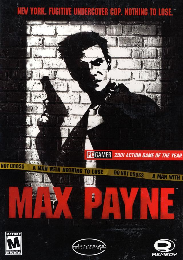 Max Payne 1 Game Download Free Full Version