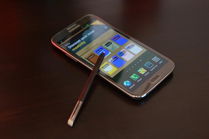 Samsung Galaxy Note II lock screen bypass vulnerability