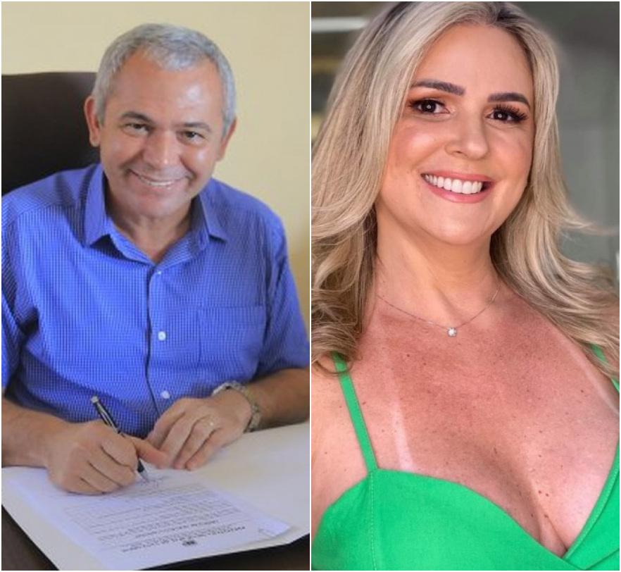 Prima de secretária de Saúde do governo Nélio também trabalha na prefeitura