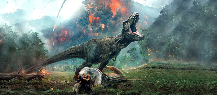 Jurassic World: Fallen Kingdom Is Out for Free Online Streaming!