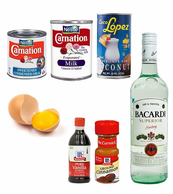 Coquito Recipes