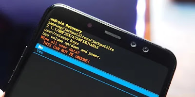 Tutorial Cara Melakukan Factory Reset di HP Android Terbaru 100% Work
