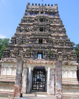 Soundara Raja Perumal Temple Papanasam
