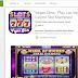 Mainkan Vegas Slots, mesin slot yang berada di genggaman anda.