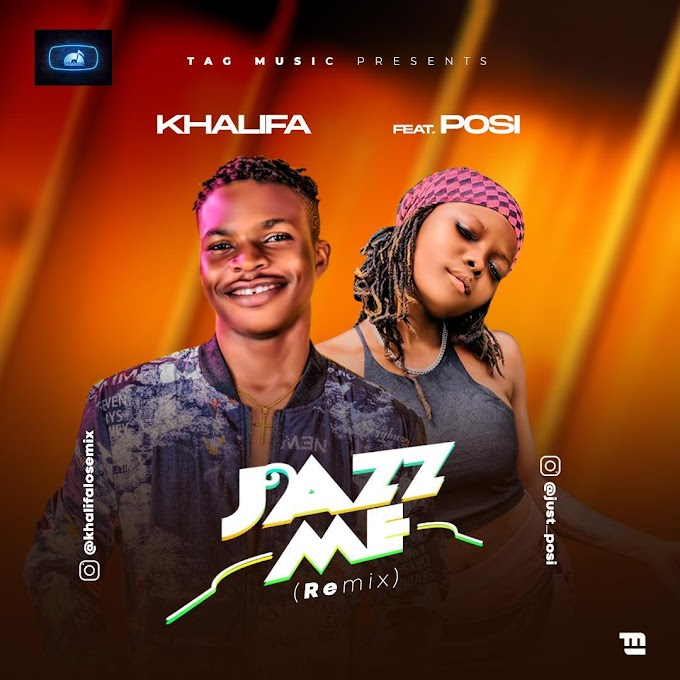 Khalifa ft Posi - Jazz me (remix)