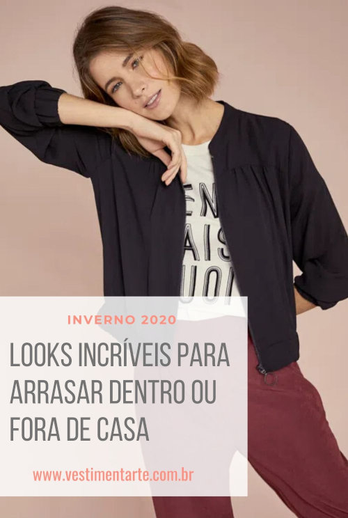 Look Homeoffice Work Inverno 2020