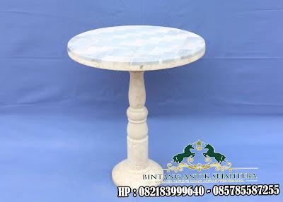 Meja Marmer | Meja Tamu Marmer | Coffee Table Marble