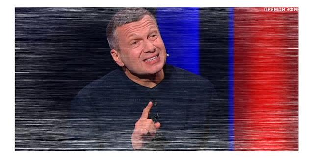 Политическое шоу с Владимиром Соловьёвым